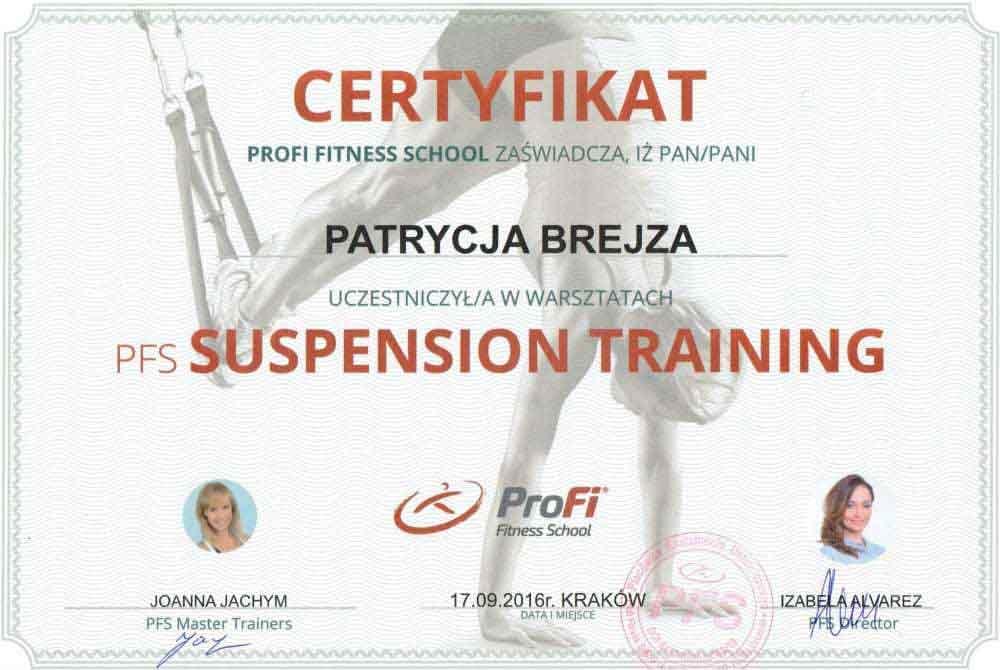 Trener personalny_Malbork, Tczew, Elbląg_Patrycja Brejza