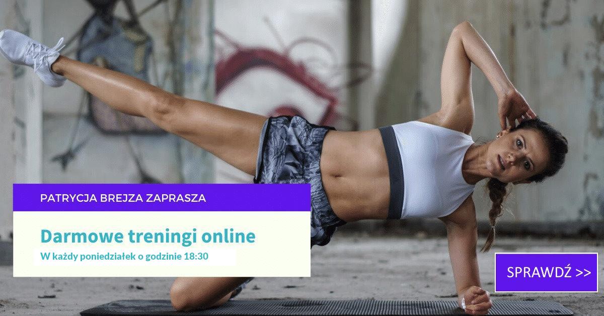 Patrycja Brejza Trener Personalny Gdańsk - Treningi Online